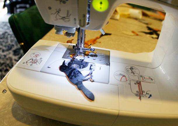 SewingGarland