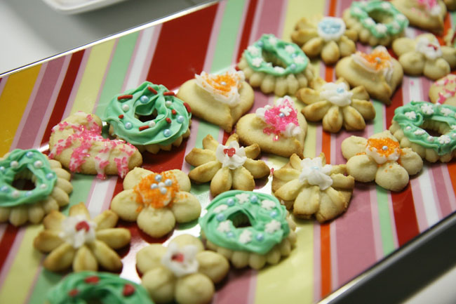 Christmas Cookies Allison Kreft Abad